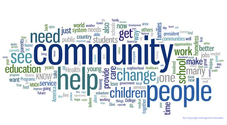 Be Engaged In The Community